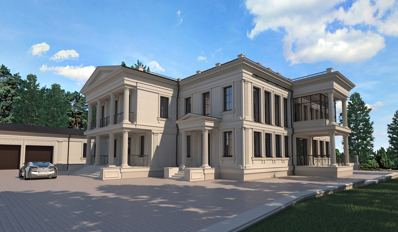 Indesignclub gorgeous classic style private house a for Classic house blogspot