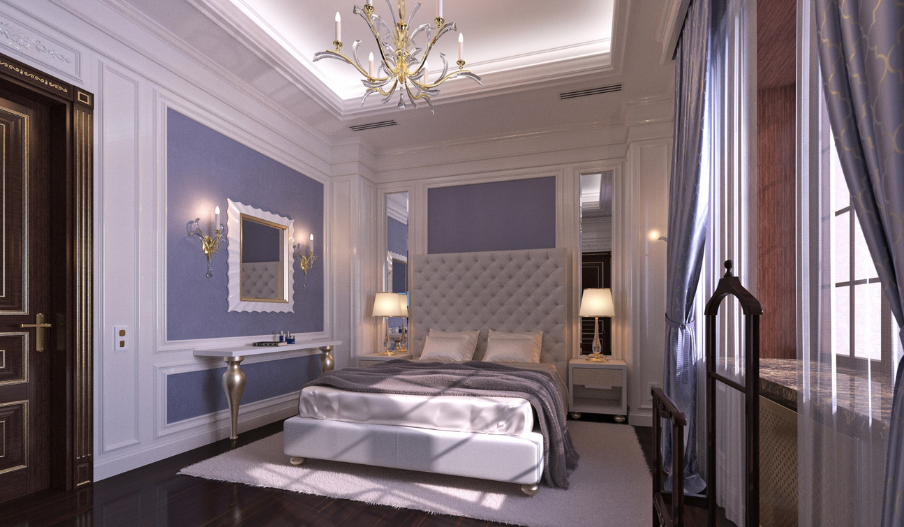 Stylish and Luxury Guest Bedroom interior in Art Deco style 02.jpg